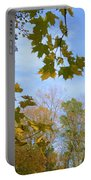 Blue Skies Ahead Portable Battery Charger