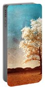 Blue Sky Dreams Portable Battery Charger