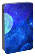 Blue Space Horizon Portable Battery Charger