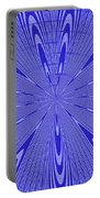 Blue Star Janca Abstract Portable Battery Charger