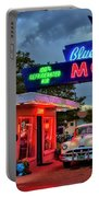 Blue Swallow Motel Portable Battery Charger