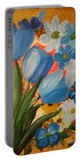 Blue Tulip Trio Portable Battery Charger