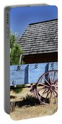Blue Wagon Portable Battery Charger