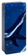 Blue Whale Portable Battery Charger