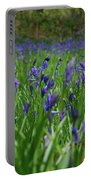 Bluebell Blanket Portable Battery Charger