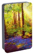 Bluebell Blessing Portable Battery Charger