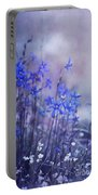 Bluebell Heaven Portable Battery Charger