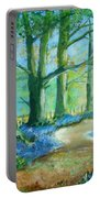 Bluebell Walk Portable Battery Charger