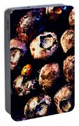 Blueberries And Ladybug Portable Battery Charger