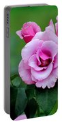 Blueberry Hill Roses Portable Battery Charger