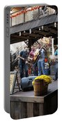 Bluegrass Band Portable Battery Charger