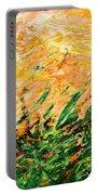 Bluegrass Sunrise - Lemon B-right Portable Battery Charger