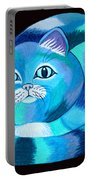 Blues Cat Portable Battery Charger