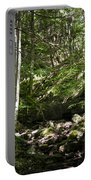 Bluestone State Park Mountain Stream West Virginia Portable Battery Charger