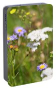 Bluff Lake Ca Wild Flowers 6 Portable Battery Charger