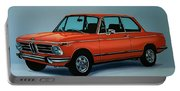 Bmw 2002 1968 Painting Portable Battery Charger