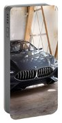 Bmw Concept 8 Series 4k Portable Battery Charger