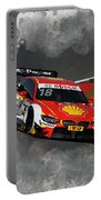 B M W Racing Portable Battery Charger