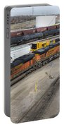 Bnsf Northtown Yard 5 Portable Battery Charger