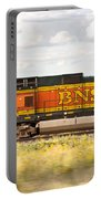 Bnsf Railway Engine Portable Battery Charger