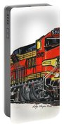 Bnsf Portable Battery Charger
