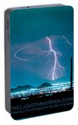 Bo Trek The Poster Portable Battery Charger