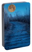 Boardwalk Moon Portable Battery Charger