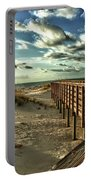 Boardwalk On The Beach Portable Battery Charger