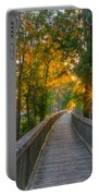 Boardwalk Sunset Portable Battery Charger