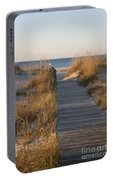 Boardwalk To The Beach Portable Battery Charger