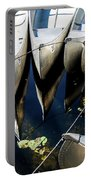 Boat Load Of Reflections Portable Battery Charger