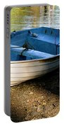 Boat Under The Bridge Portable Battery Charger