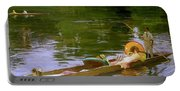 Boating Scene At Maidenhead Sir John Lavery Portable Battery Charger