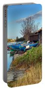 Boats At Rest Portable Battery Charger