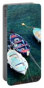 Boats On A Line Portable Battery Charger