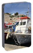 Boats On Hydra Portable Battery Charger