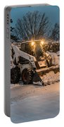 Bob Cat Snow Portable Battery Charger