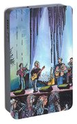 Bob Dylan Tribute Show Portable Battery Charger