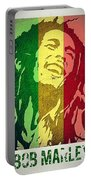 Bob Marley II Portable Battery Charger