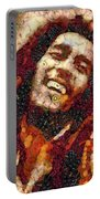 Bob Marley Vegged Out Portable Battery Charger