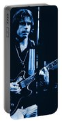 Bob Weir At Winterland 1977 Portable Battery Charger