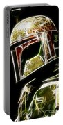 Boba Fett Portable Battery Charger by Paul Ward