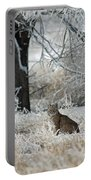 Bobcat And Heavy Frost Portable Battery Charger