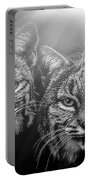 Bobcats Portable Battery Charger