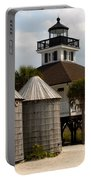 Boca Grande Lighthouse Portable Battery Charger
