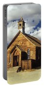 Bodie Church I Portable Battery Charger