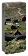 Bodie Ghost Town Panorama Portable Battery Charger