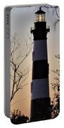 Bodie Island Trees Portable Battery Charger
