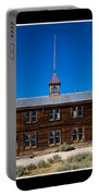 Bodie Schoolhouse Portable Battery Charger