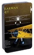 Boeing Stearman N2s Kaydet Portable Battery Charger